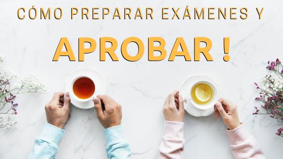 Como preparar exámenes y aprobar Sylvia Duran