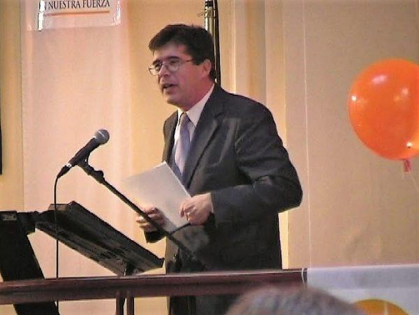 Nicolas Mingorance conferencias