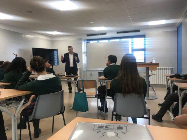 Cursos Hablar en Público Nicolas Mingorance