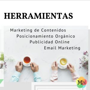 Tu Marca; Herramientas Marketing online Mentornets