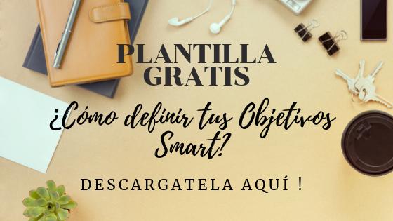 Plantilla Objetivos Smart